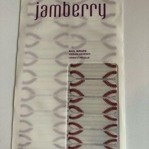 Jamberry Nail Wrap- Curve ball